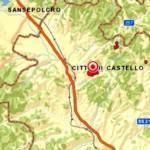 TERREMOTO M.3,6 A CITTÀ DI CASTELLO (PG) SEGUITO DA MOLTE SCOSSE