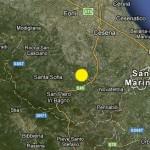 22.4.2013: TERREMOTO M.3,6 ZONA FORLÌ-CESENA