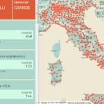 ECCO LA MAPPA DEI MIGLIORI (E PEGGIORI) OSPEDALI D'ITALIA