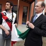COMUNE DELL'AQUILA: DE MATTEIS RIMETTE IL TRICOLORE TOLTO DA CIALENTE
