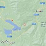 """TERREMOTO M.3 IN MATTINATA VICINO CAMPOTOSTO, POI L'INGV CORREGGE: """"ERA M.1,8"""""""