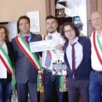 DAI COMUNI DELL'ALTA VALLE DELL'ATERNO RACCOLTA FONDI PER L'EMILIA