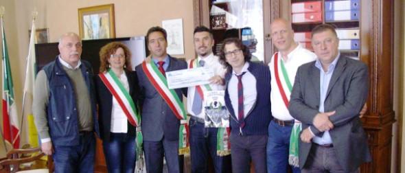 sindaci_alta_valle_aterno_donazione_emilia
