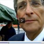 VIDEO: NAPOLITANO RISPEDISCE A CIALENTE LA FASCIA DA SINDACO