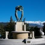 L'AQUILA, NEGOZI E PARCHEGGI INTERRATI: PROGETTO FARAONICO ALLA FONTANA LUMINOSA
