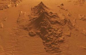 La struttura del vulcano sottomarino Marsili