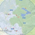 TERREMOTO L'AQUILA: LIEVE SCOSSA M 2.4 (MONTI DELLA LAGA)
