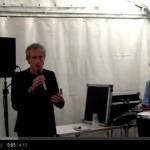 """VIDEO: BARNARD """"PER RICOSTRUIRE L'AQUILA SFORARE I VINCOLI ECONOMICI EUROPEI"""""""