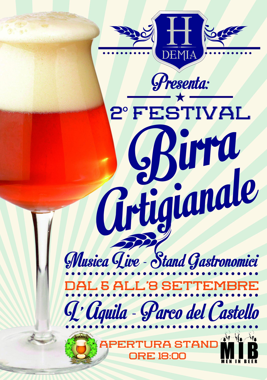 2° Festival delle Birre Artigianali - L'Aquila