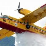 SERVONO CANADAIR PER GLI INCENDI, INVECE ACQUISTIAMO CACCIA-BOMBARDIERI F-35