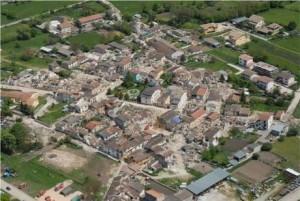 terremoto Onna L'Aquila