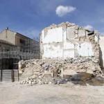 TERREMOTO L'AQUILA: FIRMATI PIANI RICOSTRUZIONE SANT'EUSANIO E CASENTINO