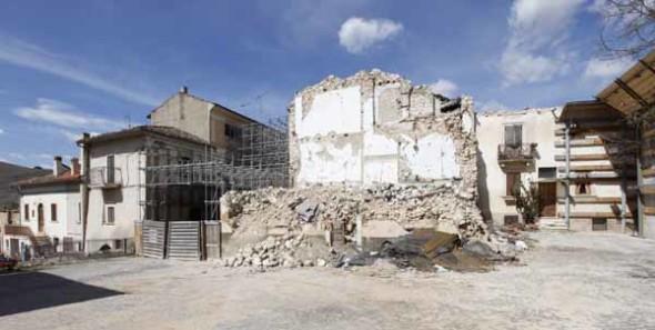 Sant'Eusanio Forconese due anni dopo il terremoto
