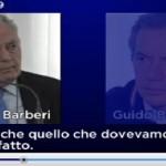 TERREMOTO L'AQUILA, L'INTERCETTAZIONE DI BARBERI: «GUIDO TUTTO BENE, ABBIAMO RASSICURATO»
