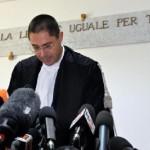 IL GIUDICE MARCO BILLI DICE ADDIO A L'AQUILA
