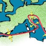 TERREMOTI: DOVE SI INCONTRANO PLACCA EUROASIATICA E AFRICANA