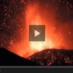DIRETTA VIDEO: NUOVA ERUZIONE DELL'ETNA