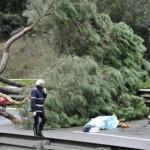 MALTEMPO: A PESCARA 1500 EVACUATI, DERAGLIA TRENO IN PUGLIA