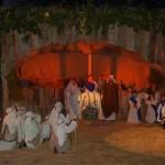 CAMARDA (L'AQUILA): XXV  EDIZIONE DEL PRESEPE VIVENTE