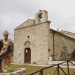 L'AQUILA, RIAPRE SANTUARIO DI GIOVANNI PAOLO II AI PIEDI DEL GRAN SASSO