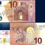 ECCO I NUOVI 10 EURO, ARRIVANO A SETTEMBRE 2014