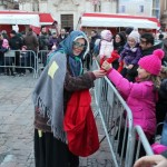 MAMME PER L'AQUILA: 'SALVIAMO LA BEFANA 115 DEI VIGILI DEL FUOCO'