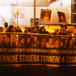 TERREMOTO L'AQUILA: IN MIGLIAIA ALLA FIACCOLATA, LE FOTO E VIDEO