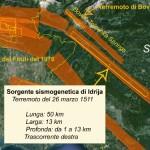 SPECIALE INGV, LA GEOLOGIA DEI TERREMOTI (26 marzo 1511, Italia/Slovenia)