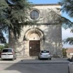 TERREMOTO L'AQUILA: RIAPRE SANTA MARIA DI FARFA