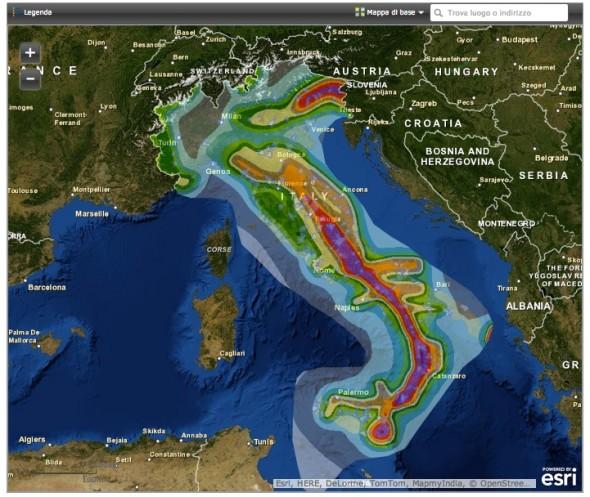 mappa-pericolosità-sismica