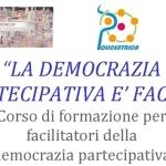 A L'AQUILA UN CORSO DI «DEMOCRAZIA PARTECIPATIVA»