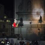 L'AQUILA, LE FOTO DELLA BEFANA DEI VIGILI DEL FUOCO