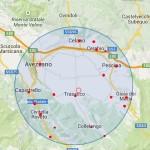 TERREMOTO: FORTE SCOSSA MAGNITUDO 3.9 NELLA NOTTE (PIANA DEL FUCINO, L'AQUILA). TANTA PAURA, GENTE IN STRADA