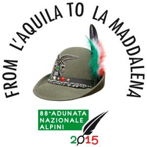 Il nuovo logo dell'Adunata