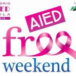 L'AQUILA, 2° AIED FREE WEEKEND CON SCREENING GRATUITI