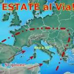METEO: IN ARRIVO IL SUPERCALDO, CON L'ANTICICLONE 'SCIPIONE'