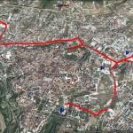 SHARPER 2015: BUS NAVETTA A L'AQUILA, I DETTAGLI