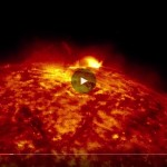 VIDEO NASA: IL SOLE COME NON LO ABBIAMO MAI VISTO