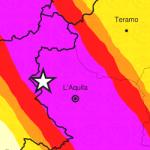 L'AQUILA, SCOSSA M.2,6 NELLA ZONA OVEST DELLA CITTA'