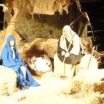 ABRUZZO: PRESEPE VIVENTE CON MADONNA MUSULMANA