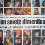 L'AQUILA, 7 ANNI DAL SISMA: IL PROGRAMMA DELLE INIZIATIVE
