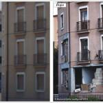 FOTO: L'AQUILA PRIMA E DOPO CON GOOGLE STREET VIEW