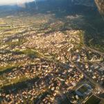 L'AQUILA, VISTA DALL'ALTO