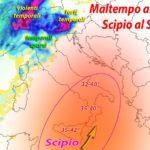 METEO, ITALIA SPACCATA IN DUE: TEMPORALI AL NORD, CALDO AFRICANO AL CENTRO-SUD