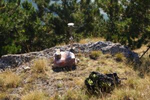 Terremoto, ingv: reti gps misurano spostamento faglia, appennino esteso di 3-4 centimenti