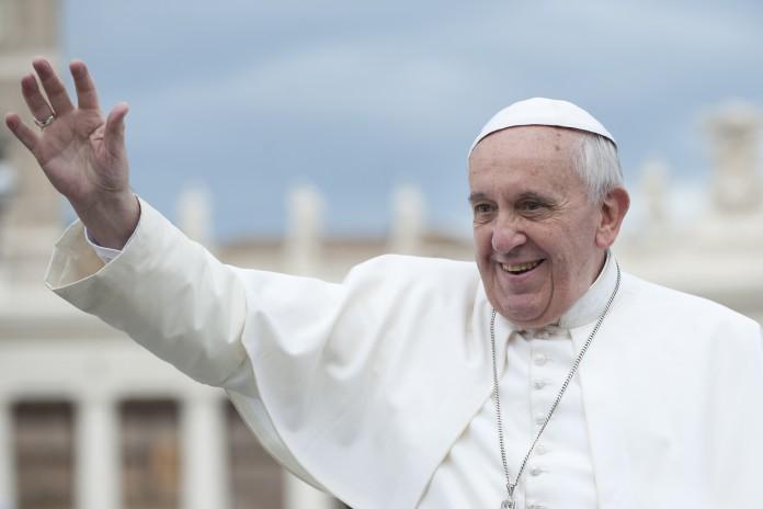 Papa francesco a sindaci sisma: 'verro' presto'