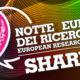 SHARPER, OGGI LA GRANDE NOTTE DEI RICERCATORI A L'AQUILA: TUTTE LE INFORMAZIONI UTILI