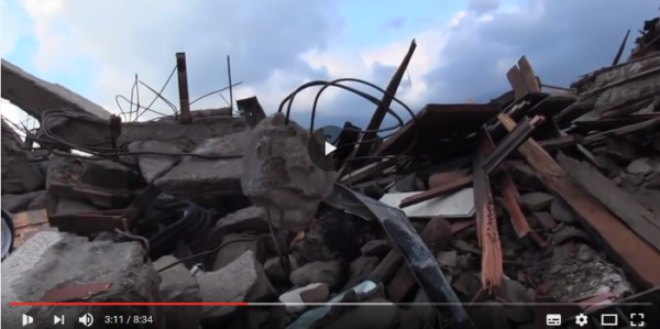 video_amatrice_macerie_crolli_zona_rossa