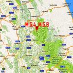 TERREMOTI M.5,4 E M.5,9 IN CENTRO ITALIA, AGGIORNAMENTI INGV