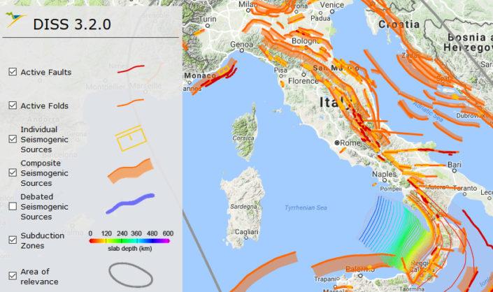 mappa_faglie_italiane